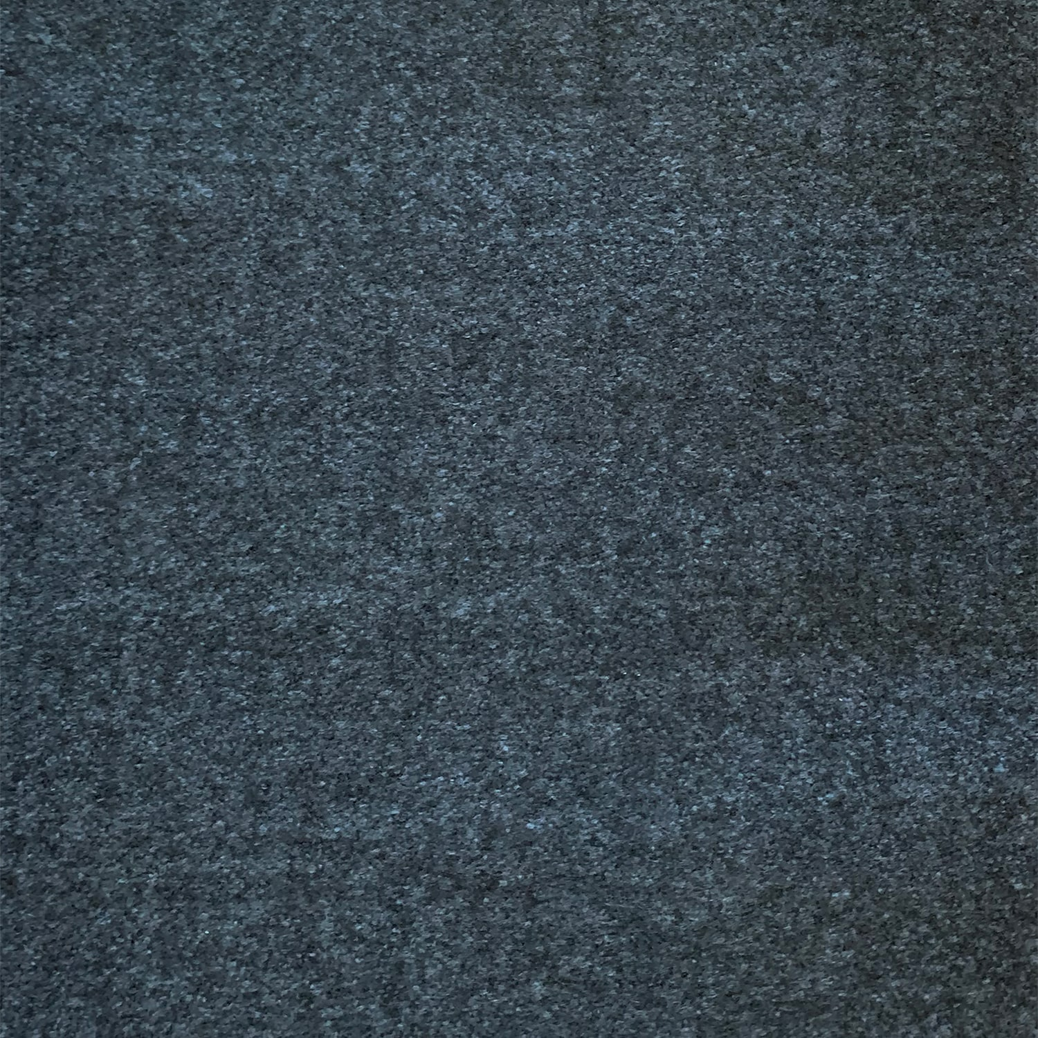Clover Indigo (grade #1): CO-1-92<br>Cleans with water; flat heathered flannel texture