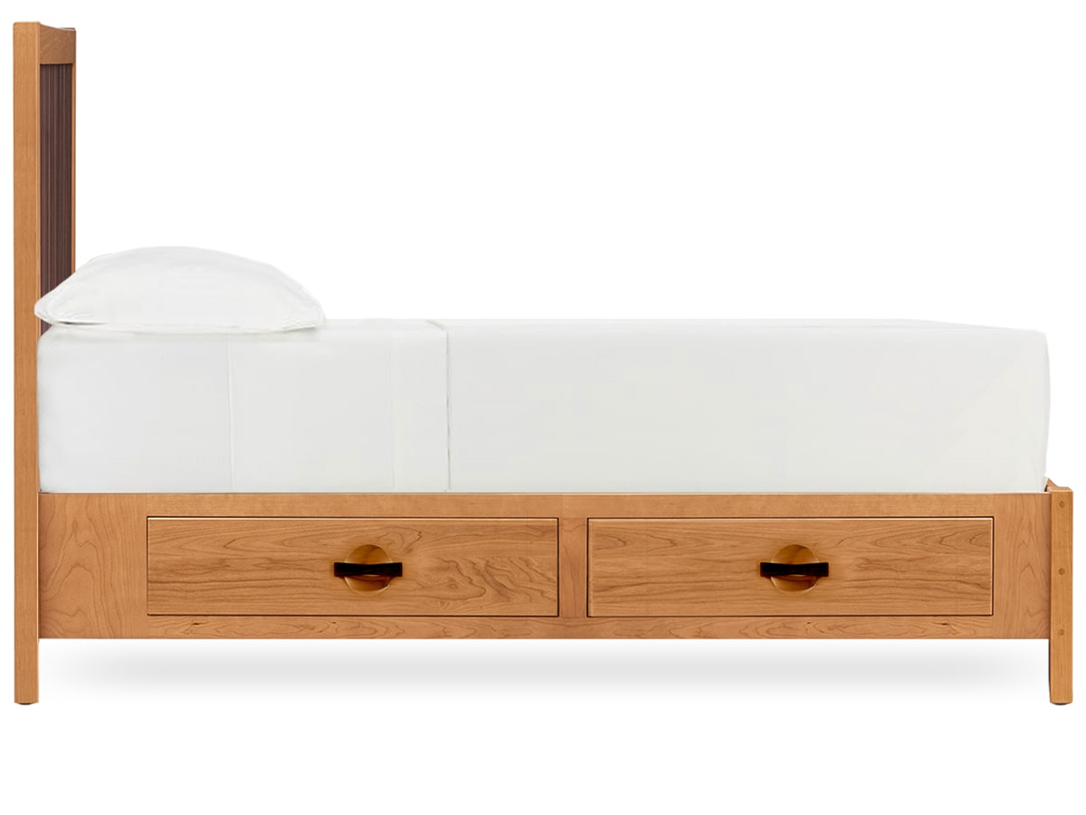 Berkeley Modern Platform Bed