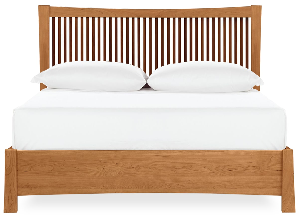 Berkeley Modern Platform Bed by Copeland Furniture