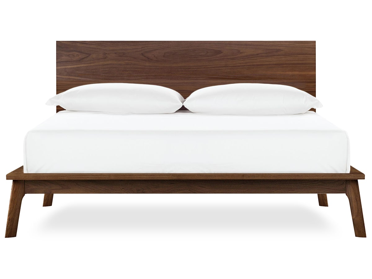 Catalina Modern Platform Bed by Copeland Furniture