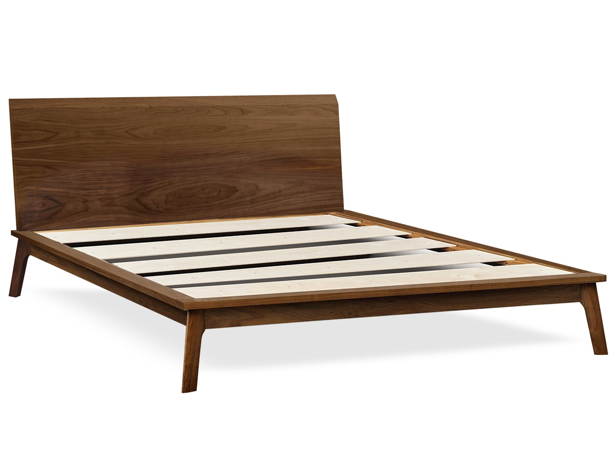 Catalina Modern Platform Bed Slat Support System by Copeland Furniture