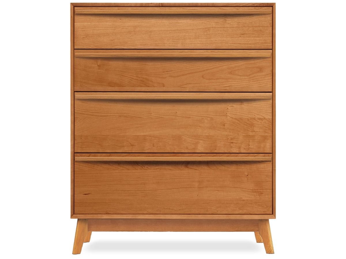 Catalina Bedroom 4-Drawer Dresser by Copeland Furniture