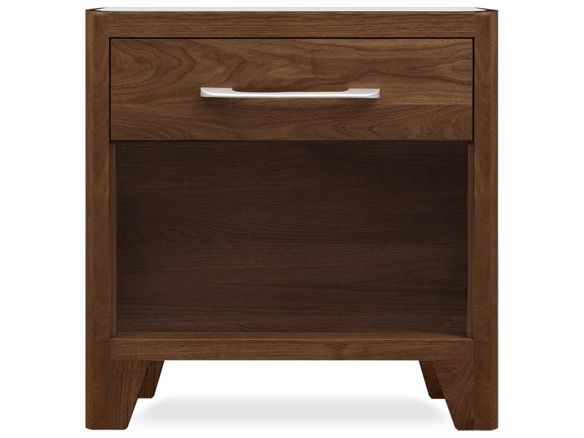 Contour Modern Bedroom Nightstand