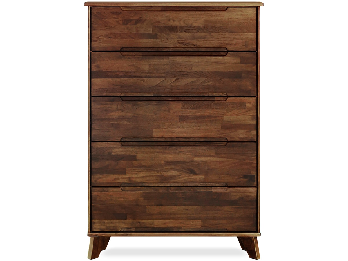Linn 5-drawer Dresser, by Copeland Furniture of Vermont