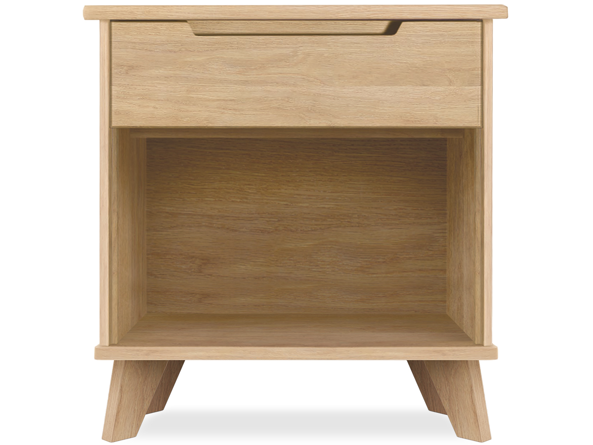 Linn 1-drawer nightstand