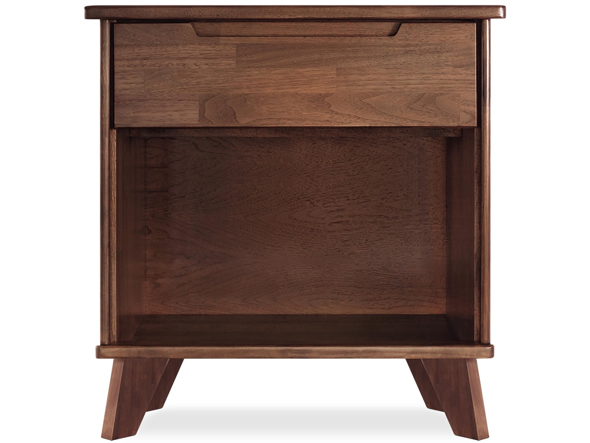 Linn Modern Nightstand by Copeland Furniture