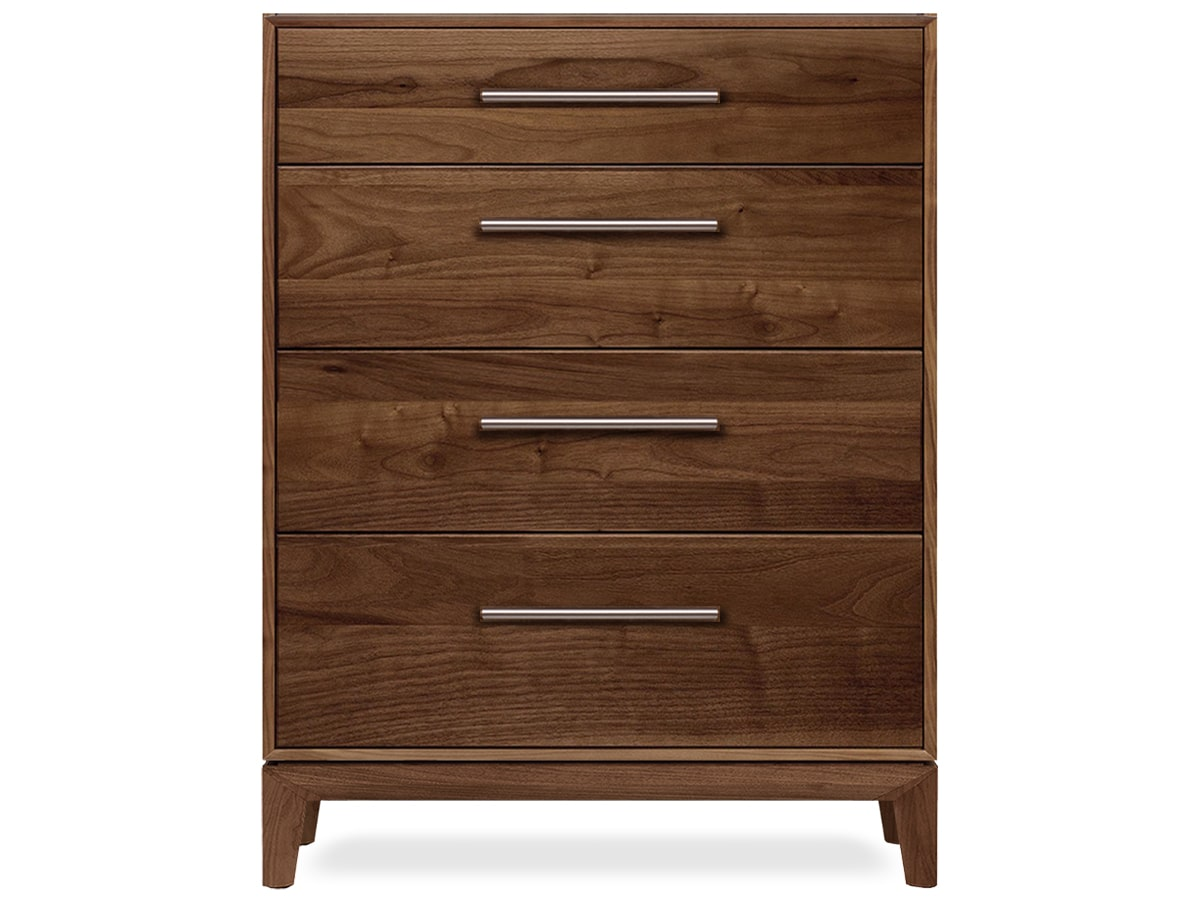 Mansfield modern bedroom chest of drawers