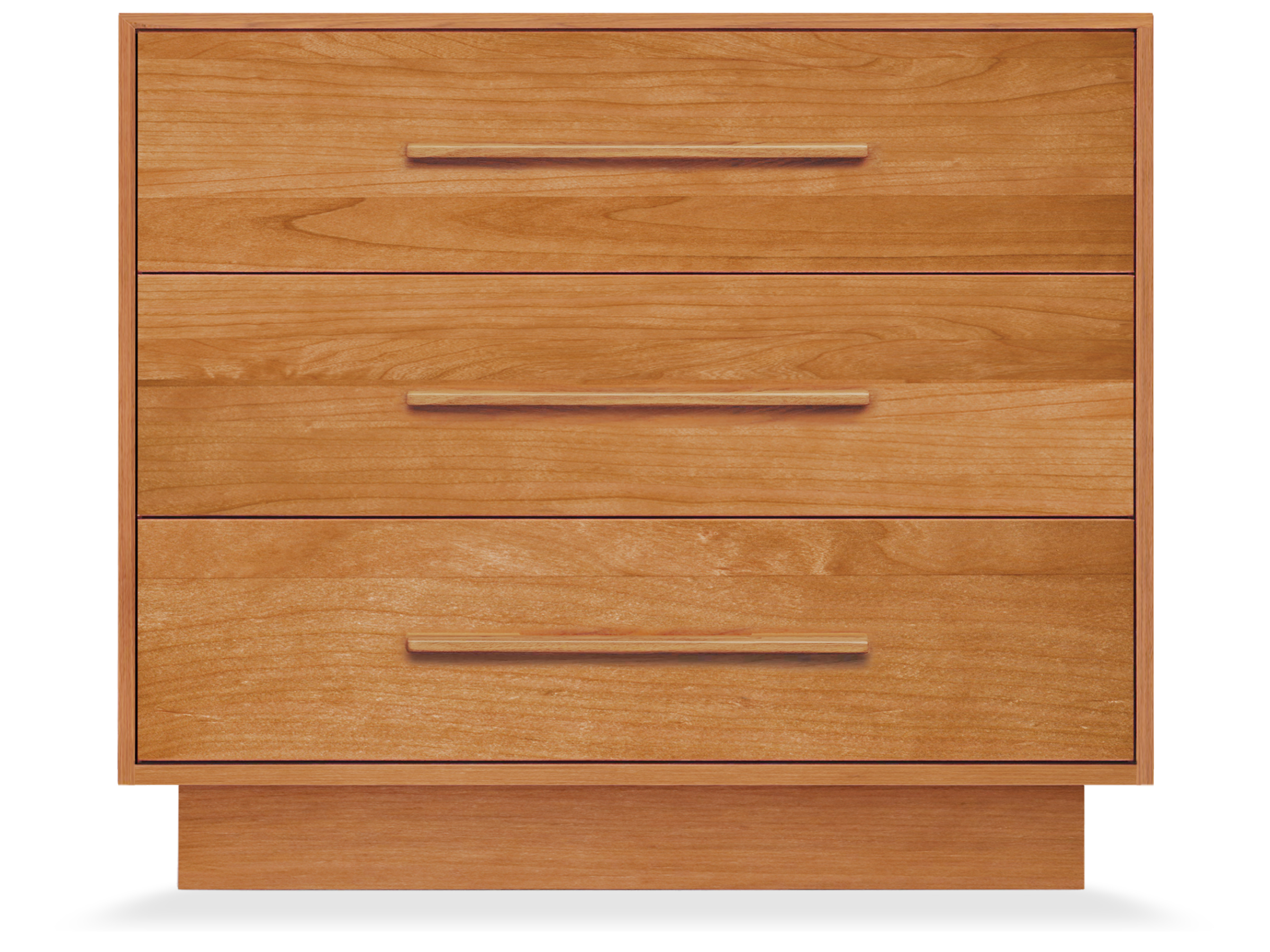 Moduluxe modern bedroom 3-drawer dresser