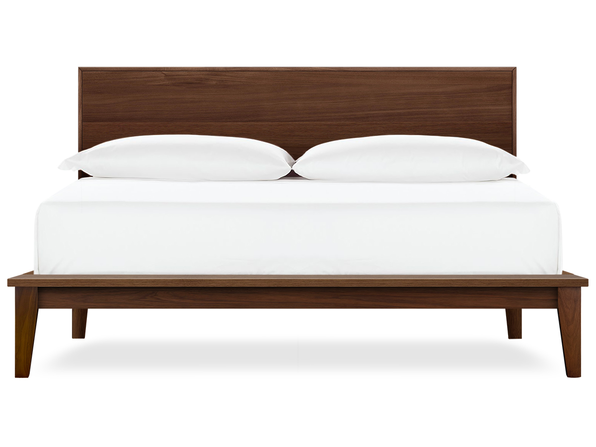 Soho Modern Platform Bed by Copeland Furniture