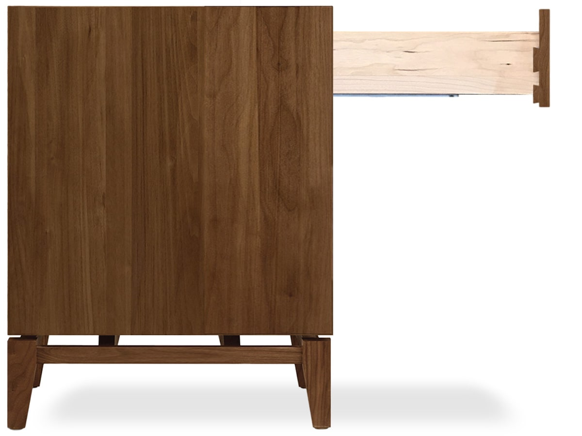 Soho Nightstand by Copeland Furniture