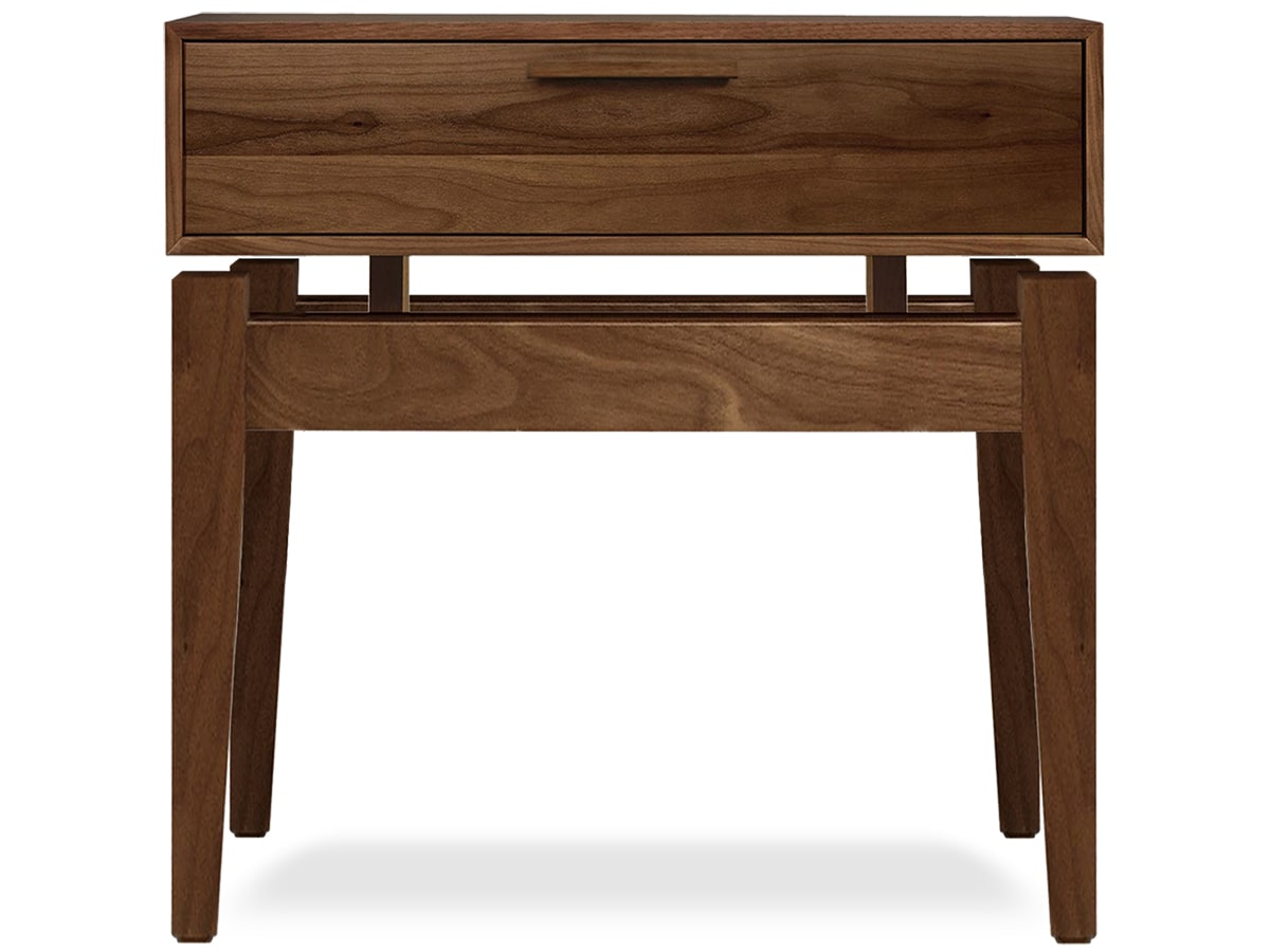 Soho modern bedroom nightstand