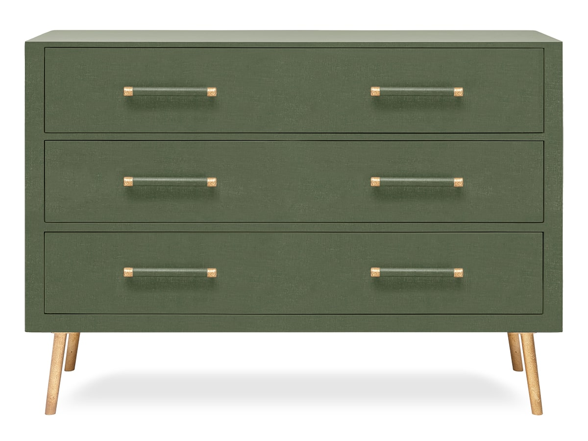 Alene Mid-Century Modern 3-drawer Dresser by Made Goods